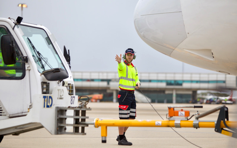Ramp Services Agents | Swissport Australia and New Zealand